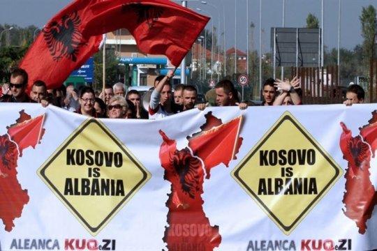 В Косово поднят вопрос о присоединении к Албании