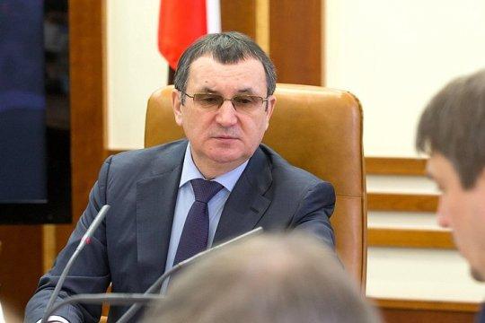 Н. Федоров: Совместная скоординированная работа сенатов разных стран будет способствовать налаживанию эффективного межпарламентского диалога