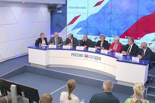 Корреспондент газеты Bild оскандалился в Москве