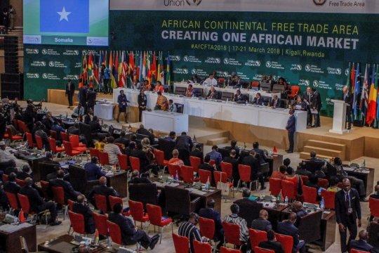 Африка создала зону свободной торговли