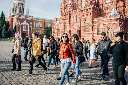 How to become a participant of the 'New Generation' program: A guide for young professionals interested in discovering Russia