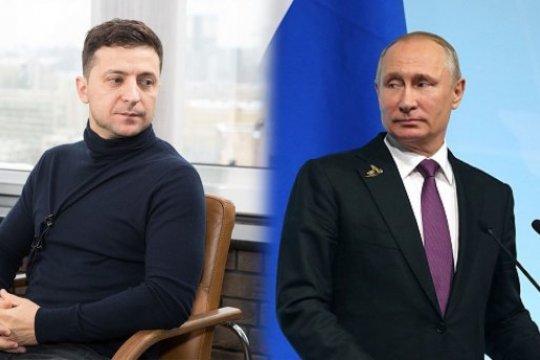 На Украине заявили о подготовке окружением Зеленского к встрече с Путиным