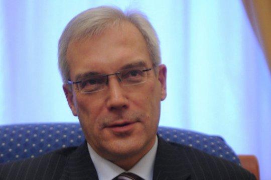 Грушко: Россия заинтересована в выстраивании конструктивного, стабильного и предсказуемого сотрудничества со странами ЕС
