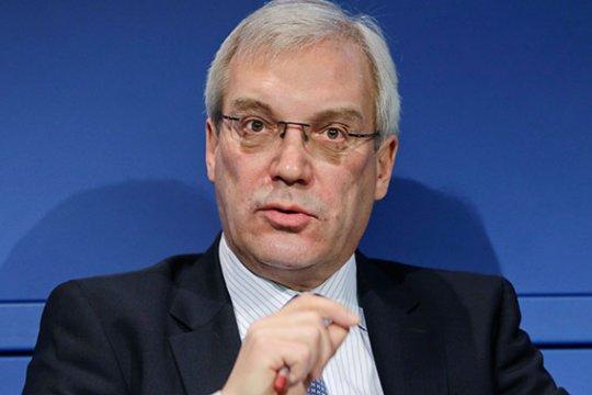 В МИД России назвали условие погашения задолженности перед Советом Европы