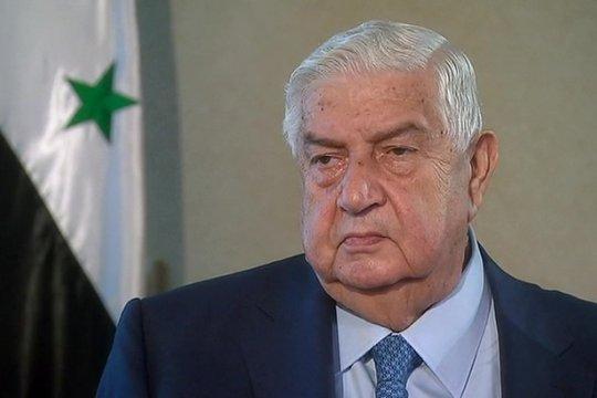 Глава МИД Сирии обвинил Турцию в невыполнении меморандума по Идлибу