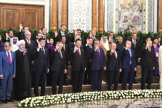 Путин выступил на Саммите Совещания по взаимодействию и мерам доверия в Азии
