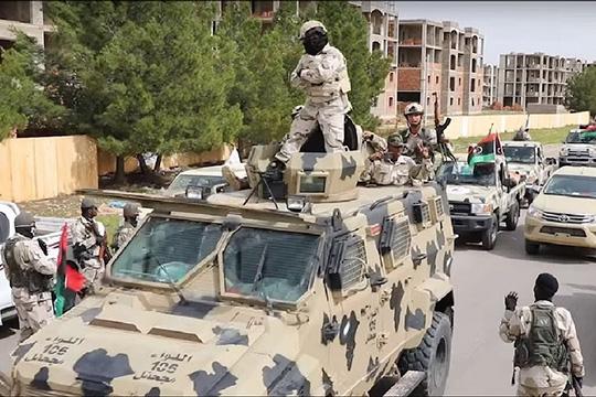 Новая схватка за Ливию