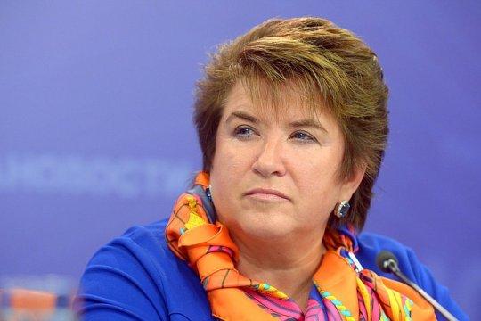 Л. Глебова: На площадке ООН в Женеве были поддержаны инициативы России по продвижению актуальных социальных инноваций