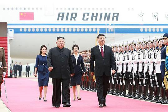 Китайско-северокорейский саммит и ситуация на Корейском полуострове