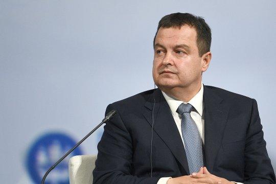 Дачич заявил о готовности Сербии ввести войска в Косово