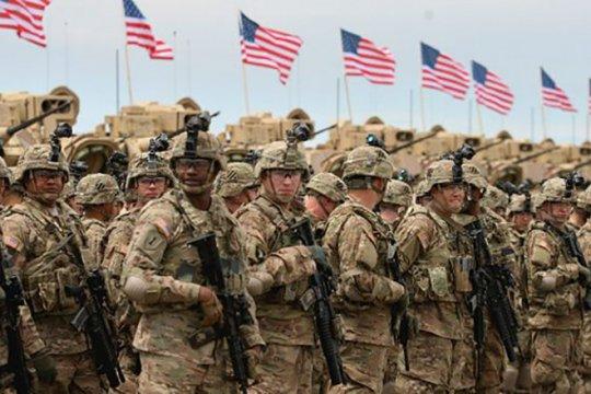 Пентагон объявил о переброске на Ближний Восток тысячи военнослужащих