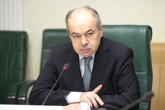 И. Умаханов: Создана хорошая основа для развития межпарламентских связей России и Хорватии