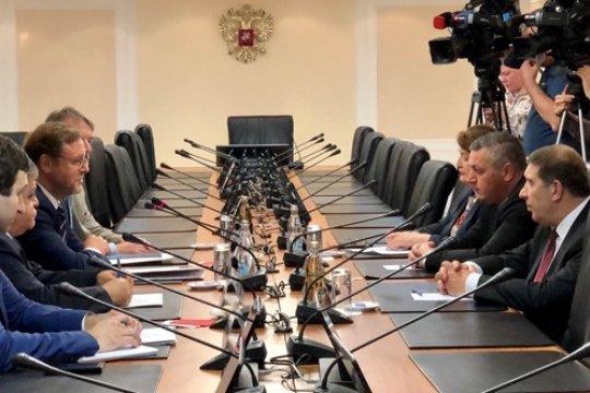 Россия и Грузия на пути налаживания двусторонних отношений