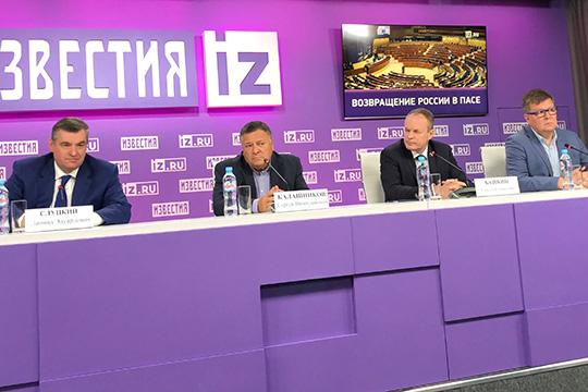 Возвращение России в ПАСЕ – разрыв антироссийской санкционной цепочки