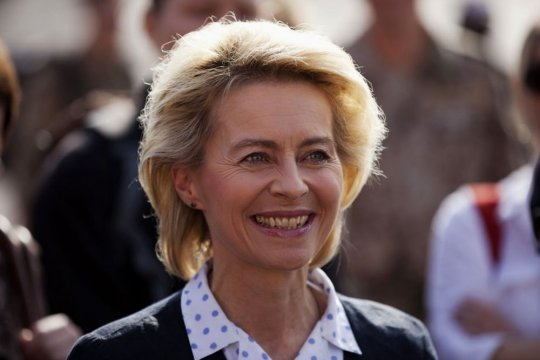 Новая глава еврокомиссии призвала к диалогу с Россией с позиции силы