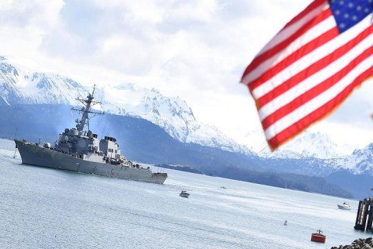 ВМС США готовят «Арктический поход»?