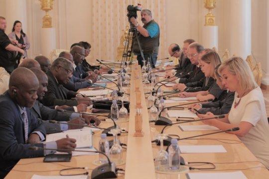 Товарооборот между Россией и Африкой превысил 20 млрд. долл.
