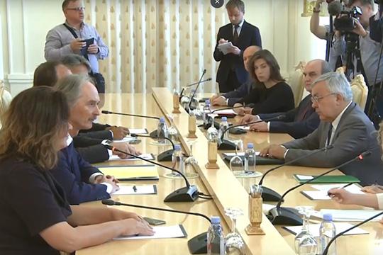 Сергей Лавров объявил о подготовке саммита «астанинской тройки»
