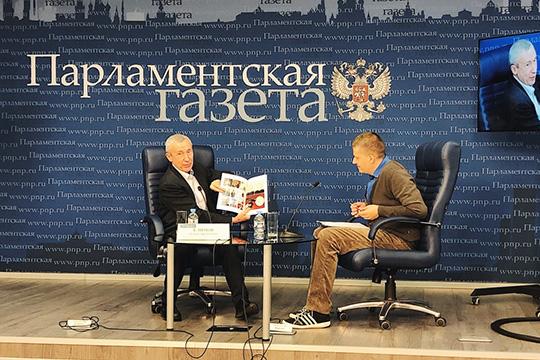 Сенатор Климов: «Мягкая сила – это не наш метод»