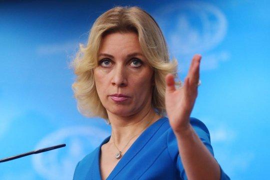 Захарова призвала Киев к обновлению представлений о европейских ценностях