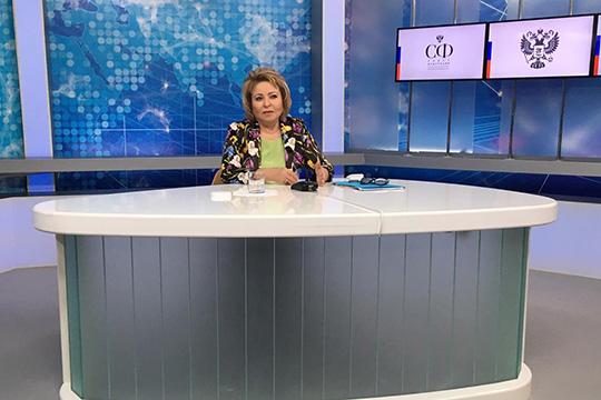 В.Матвиенко: «Любые санкции, ставящие под угрозу жизнь человека, - недопустимы»