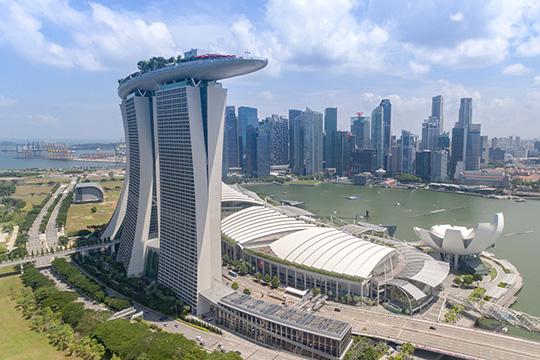 Singapore – Tiny but Shiny