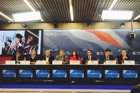 Молодые журналисты помогут укрепить общероссийское единство