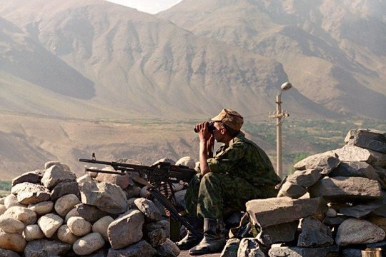 Effective measures to control Afghan border