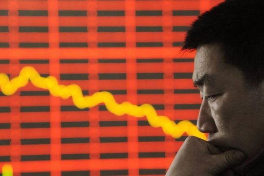 Александр Яковлев: китайская экономика «остывает» несколько лет подряд