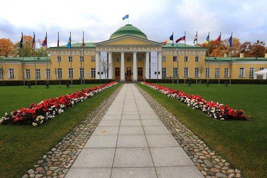 В Санкт-Петербурге начал работу VI Форум регионов России и Беларуси
