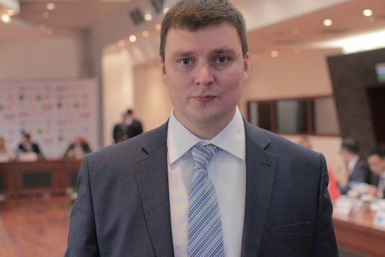 Konstantin Kolpakov: We put emphasis on informal contacts