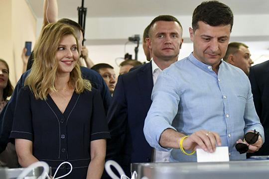 Парламентские выборы президента Зеленского или второй тест на «национальное самосознание» для украинцев