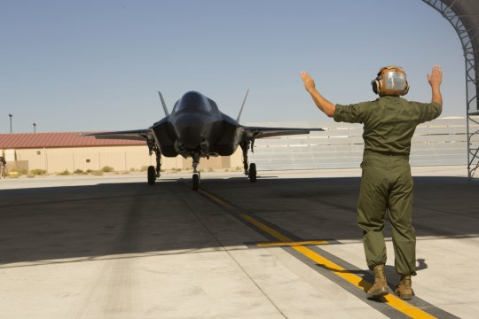 Турция жестко отреагировала на исключение из программы F-35