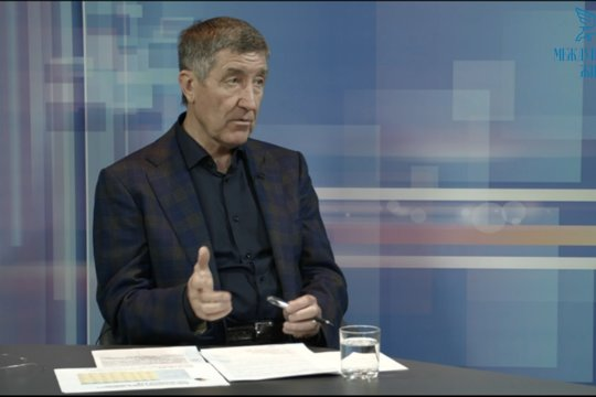 Юрий Шафраник: ради политики не надо поставлять на Украину ни тонны нефти, ни куба газа