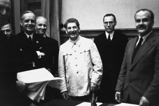 80-лет пакту Молотова-Риббентропа: мифы и реальность договора о ненападении