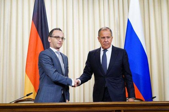 В МИД России раскрыли детали предстоящих переговоров Лаврова и Мааса