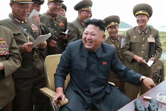 Южная Корея: КНДР запустила еще один снаряд в Японское море