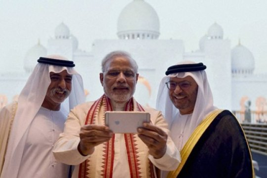 Арабские страны Ближнего Востока сдержанно отреагировали на отмену Индией особого статуса Кашмира