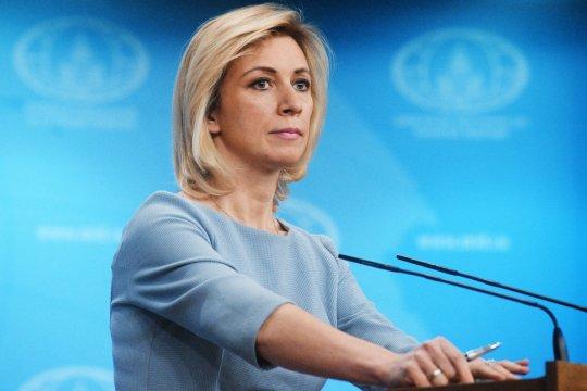 Обсуждение формата G8 должно происходить в профессиональной сфере - Захарова