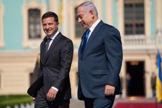 Визит Нетаньяху в Киев: геополитика, история, Донбасс и избирательная кампания