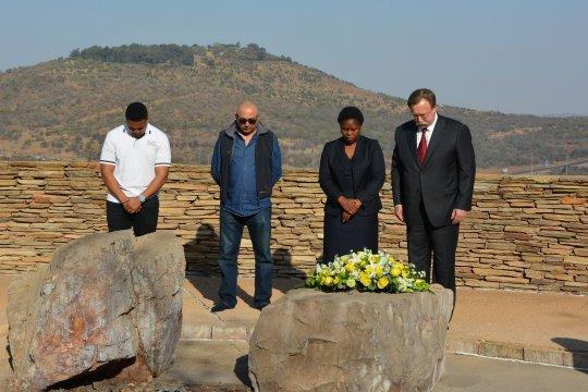 Посол РФ в ЮАР: «Россия всегда была, есть и останется надежным другом южноафриканского народа»