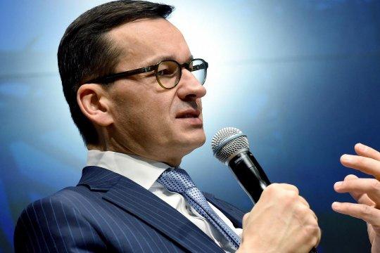 Глава кабмина Польши выступил за создание долгосрочной базы НАТО в его стране