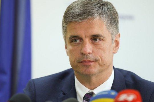 Новый глава МИД Украины обозначил срок урегулирования в Донбассе
