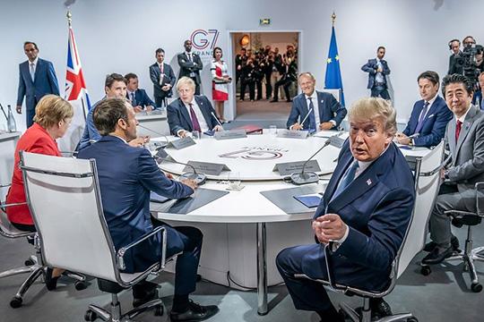 G-7 – Анахронизм или Сила?
