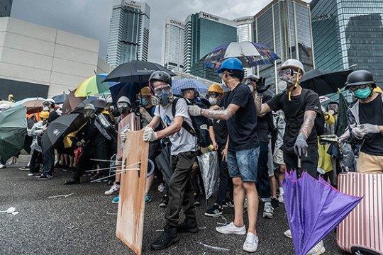 Беспорядки в Гонконге: внешнеполитический и внешнеэкономический аспекты