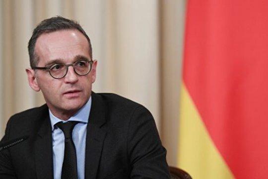 Германия видит благоприятные условия для разрешения кризиса на Украине