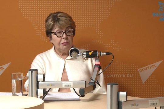 Элеонора Митрофанова: Мы стараемся формировать дружественную среду в зарубежных странах (часть 1)