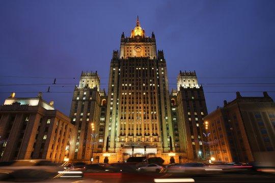МИД России раскритиковал создание комиссии ООН по расследованию инцидентов в Сирии