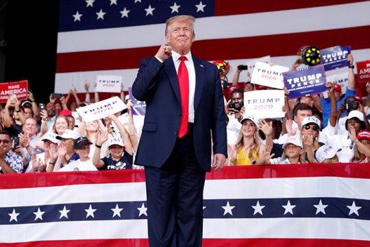 Президентские выборы-2020 или есть ли у Трампа «федеральный резерв»?
