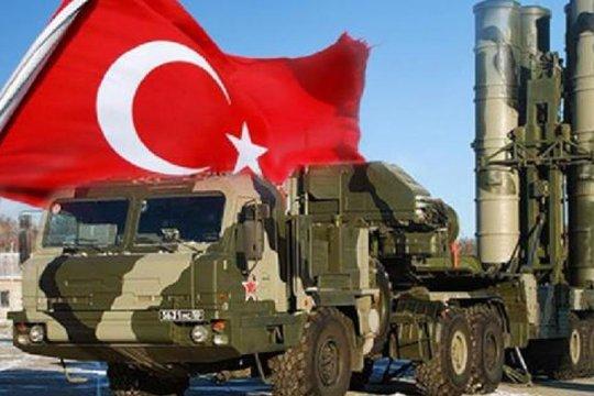Начался второй этап поставок российских ЗРК С-400 в Турцию